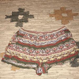 AEO shorts. Size Large.